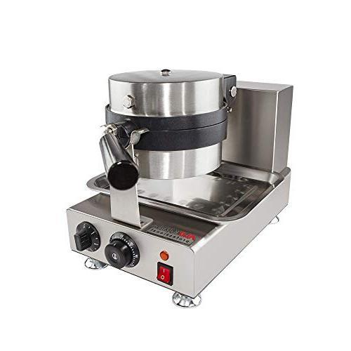 Nonstick Egg Biscuit Roll Maker Machine Baker Pastry Baking Roll Maker