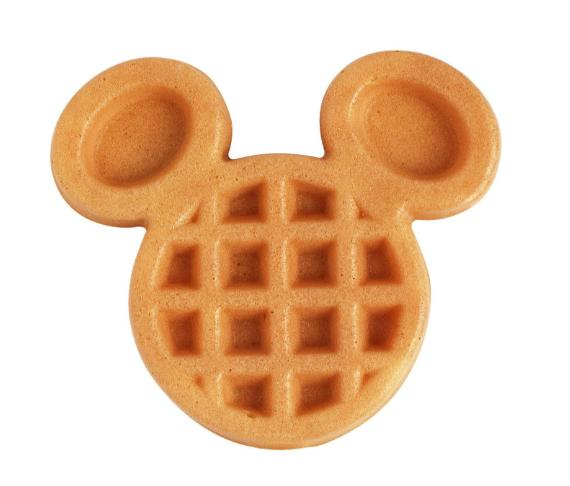 Small - Waffle Disney Mini, Black