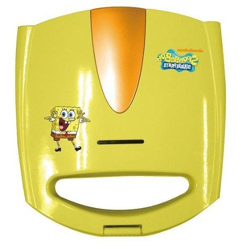 sponge bob waffle maker