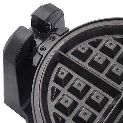 Stainless Steel Belgian Waffle With
