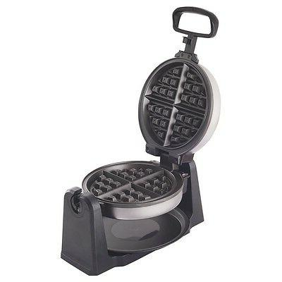 Stainless Steel Home Kitchen Belgian Waffle Non-stick