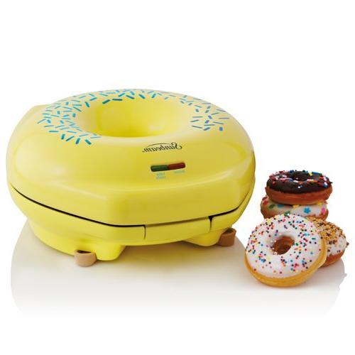 sunbeam fpsbdml920 doughnut maker