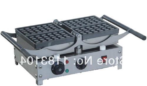 Turnable 220v Belgian Waffles Machine Iron