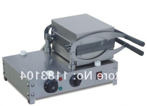 Turnable 220v Electric Belgian Liege Machine