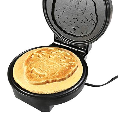 Uncanny Waffle Iconic Waffles -