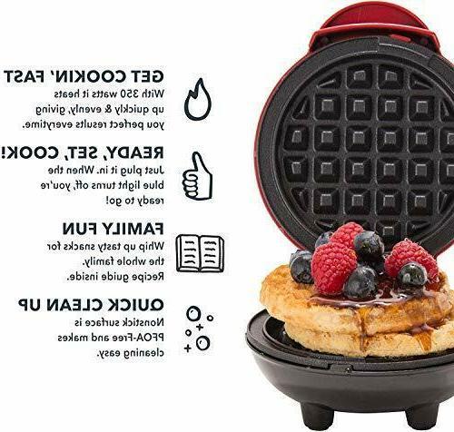 DASH UOW100GO Machine Hash Waffle