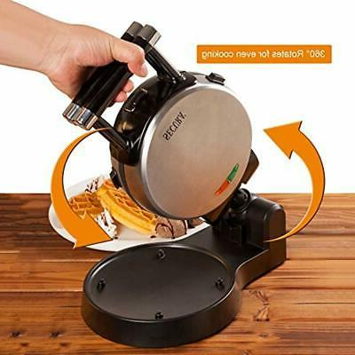 Upgrade Waffle 360 Rotating W/Removable Plates