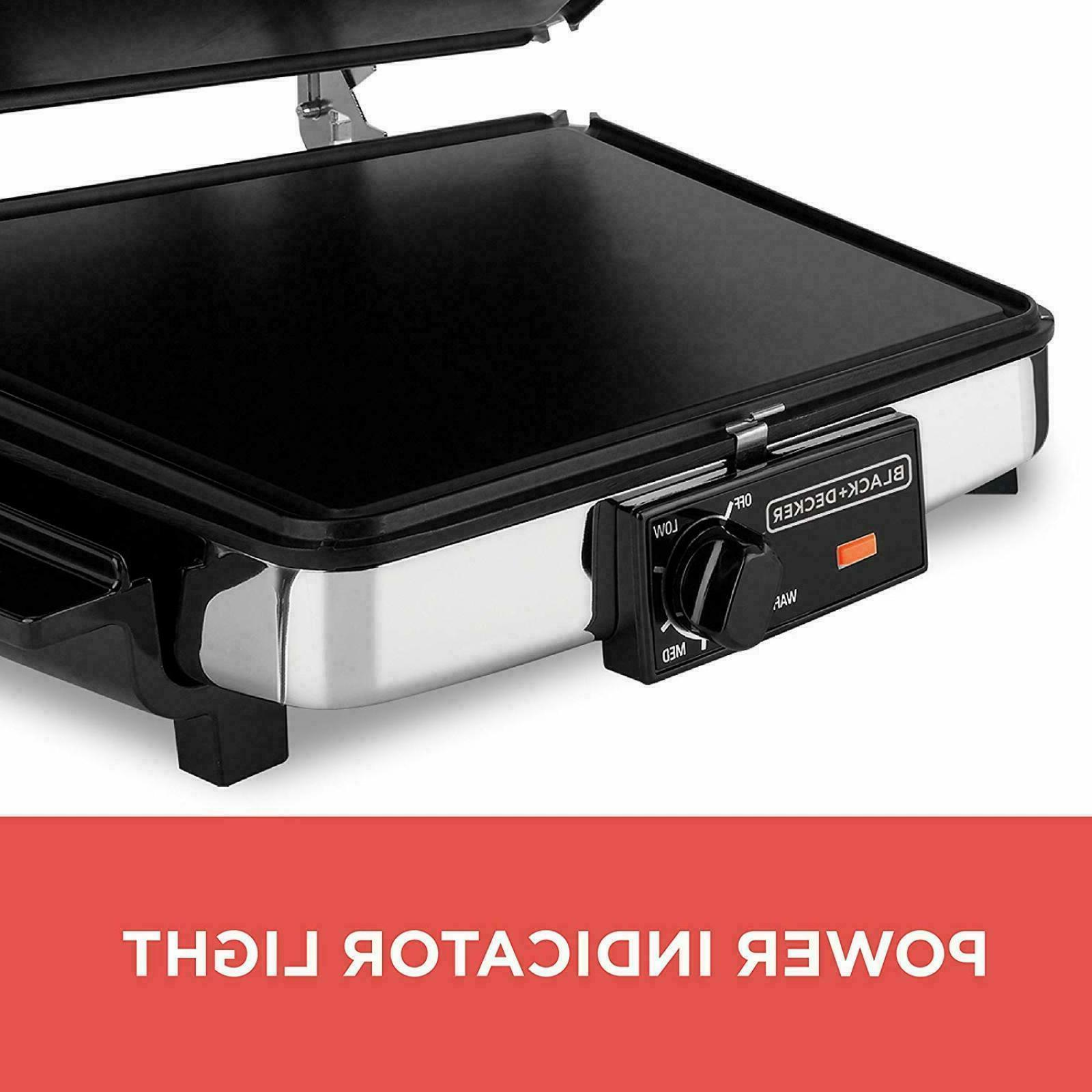 Waffle Maker Grill Nonstick