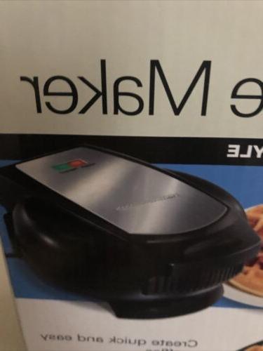 hamilton waffle