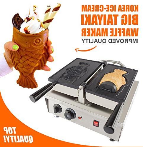 waffle maker nonstick