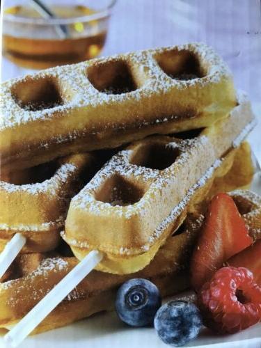 Bella Waffle Stick Makes Sticks Non New