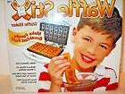 Hamilton Beach Wavy Waffle Stix Stick Maker Model 26005