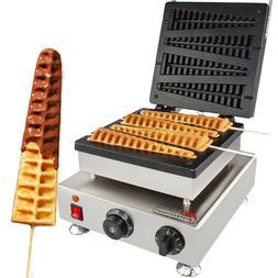 Lolly Stick Waffle Maker   ALDKitchen 110V Commercial Qualit