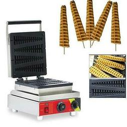 Lolly Stick Waffle Maker ALDKitchen 110V Commercial Quality,