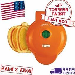 Maker Dash Dms001rd Mini Electric Griddle Orange Individual