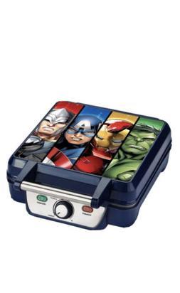 Marvel Avengers Characters 4 Slice Waffle Maker  Waffle Make