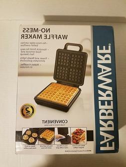 No-Mess Waffle Maker