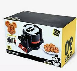 Disney Mickey Mouse 90th Anniversary Double Flip Waffle Make