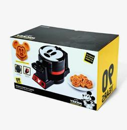 Disney Mickey Mouse Flip Mini Waffle Maker FreeShipping Day