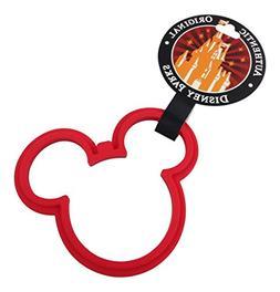 Disney Parks Exclusive Mickey Mouse Icon Silicone Pancake Eg