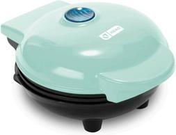 """Dash Mini 4"""" Non Stick Waffle Maker Perfect for Single Servi"""