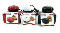 Dash Mini Grill Waffle Maker Griddle Small Appliance Kitchen