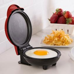 # Dash Mini Maker Electric Round Griddle for Individual Panc