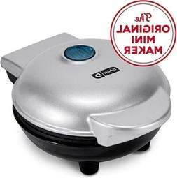 Dash  Mini Maker Electric Round Griddle for Individual - Sil
