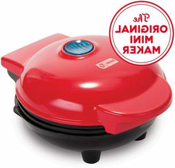 Mini Maker Electric Round Griddle for Individual Pancakes, C