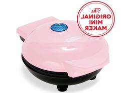 Dash Mini Maker Electric Round Griddle Pink