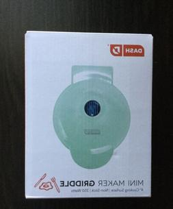 Dash Mini Maker Griddle Electric Round Griddle for Individua
