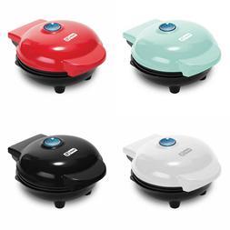 Dash Mini Maker: The Mini Waffle Maker Machine -multicolor-H