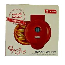 Mini Pie Maker in Red by DASH - Perfect Personal Pies with D