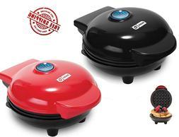 Mini Waffle Dash Electric Maker Non Stick Easy Kitchen Appli