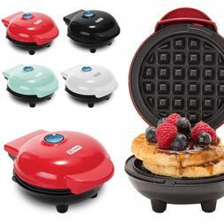 Mini Waffle Maker Dash Individual Kids Panini Press Hash Bro