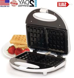 Mini Waffle Maker Dash Individual Panini Press Browns Snacks