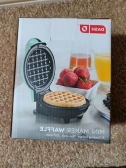DASH Mini Waffle Maker griddle kids panini press breakfast -