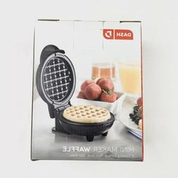 Mini Waffle Maker Dash Heart Shape Non-Stick Crepes Paninis