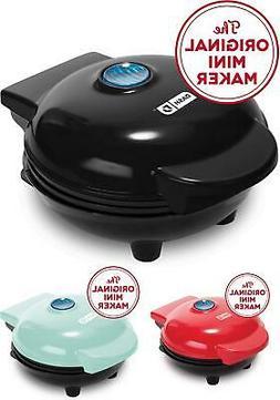 mini waffle maker machine electric cooking set