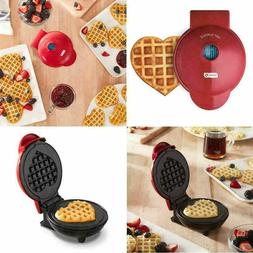mini waffle maker machine for individual portions