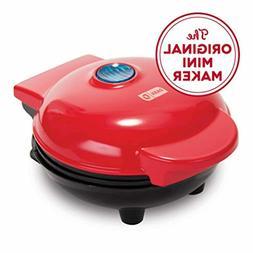 Mini Waffle Maker Machine for Individual Waffles, Paninis,