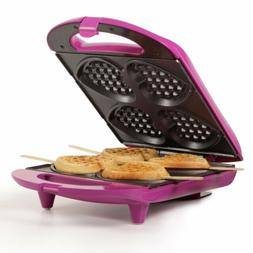 Mini Waffle Maker Non Stick Breakfast Kitchen Dining Home Co