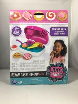 Mini Waffle Treat Maker by Spin Master new in box Food Kit E