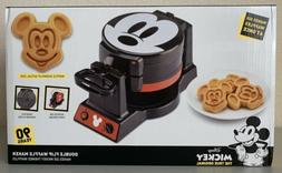 New Disney Mickey Mouse 90th Anniversary Double Flip Waffle