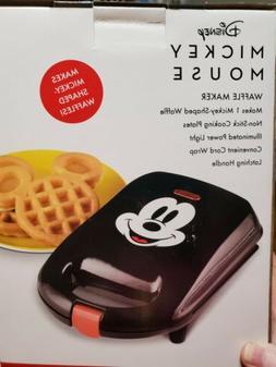New Disney Mickey Mouse Waffle Maker