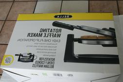 NEW Bella Rotating Waffle Maker Model # GH-805. NIB. FREE SH