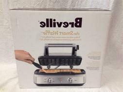 NEW! Breville The Smart Waffle 2 Square Waffle Maker BWM602B