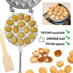 New Walnut Waffle Maker Walnut Cookies Oreshki Soviet  Pastr