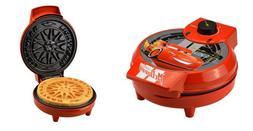 NIB Disney Cars Lightening McQueen Waffle Maker