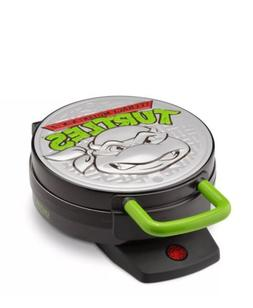 Nickelodeon NTWM-43 Teenage Mutant Ninja Turtles Round Waffl
